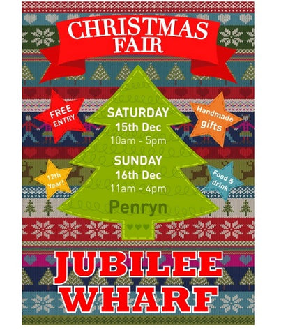 Jubilee Wharf Christmas fair
