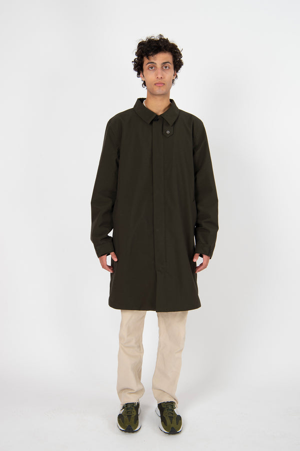 Long Dong Poly Rayon Olive