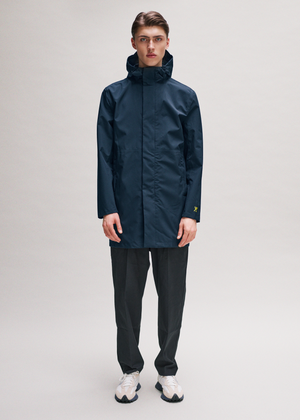 Terror Weather Parka Navy SS21