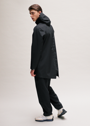 Terror Weather Parka Black SS21