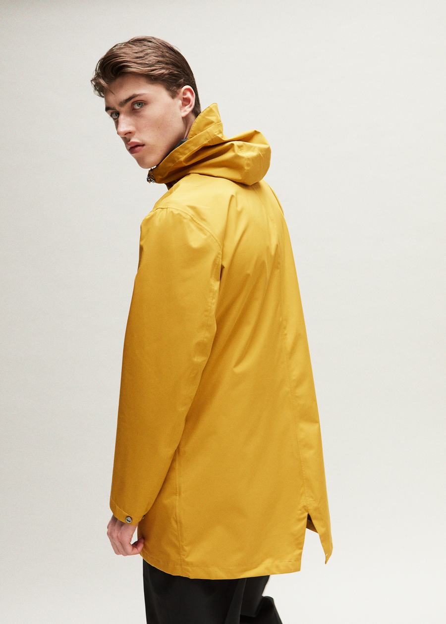 Terror Weather Parka Yellow SS21