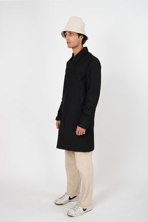 Long Dong Poly Rayon Black