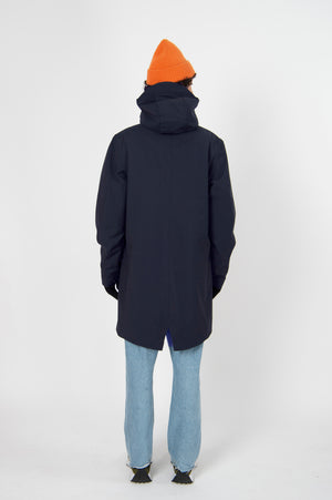 Terror Weather Parka Ninja Spina blue