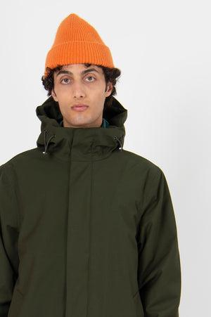 Terror Weather Parka Ninja Spina army