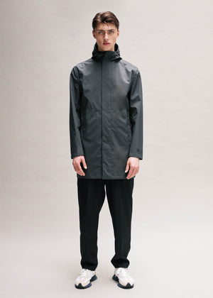 Terror Weather Parka Grey SS21