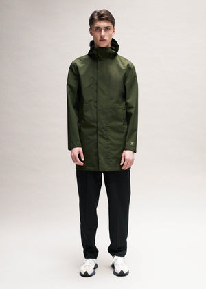 Terror Weather Parka Olive SS21