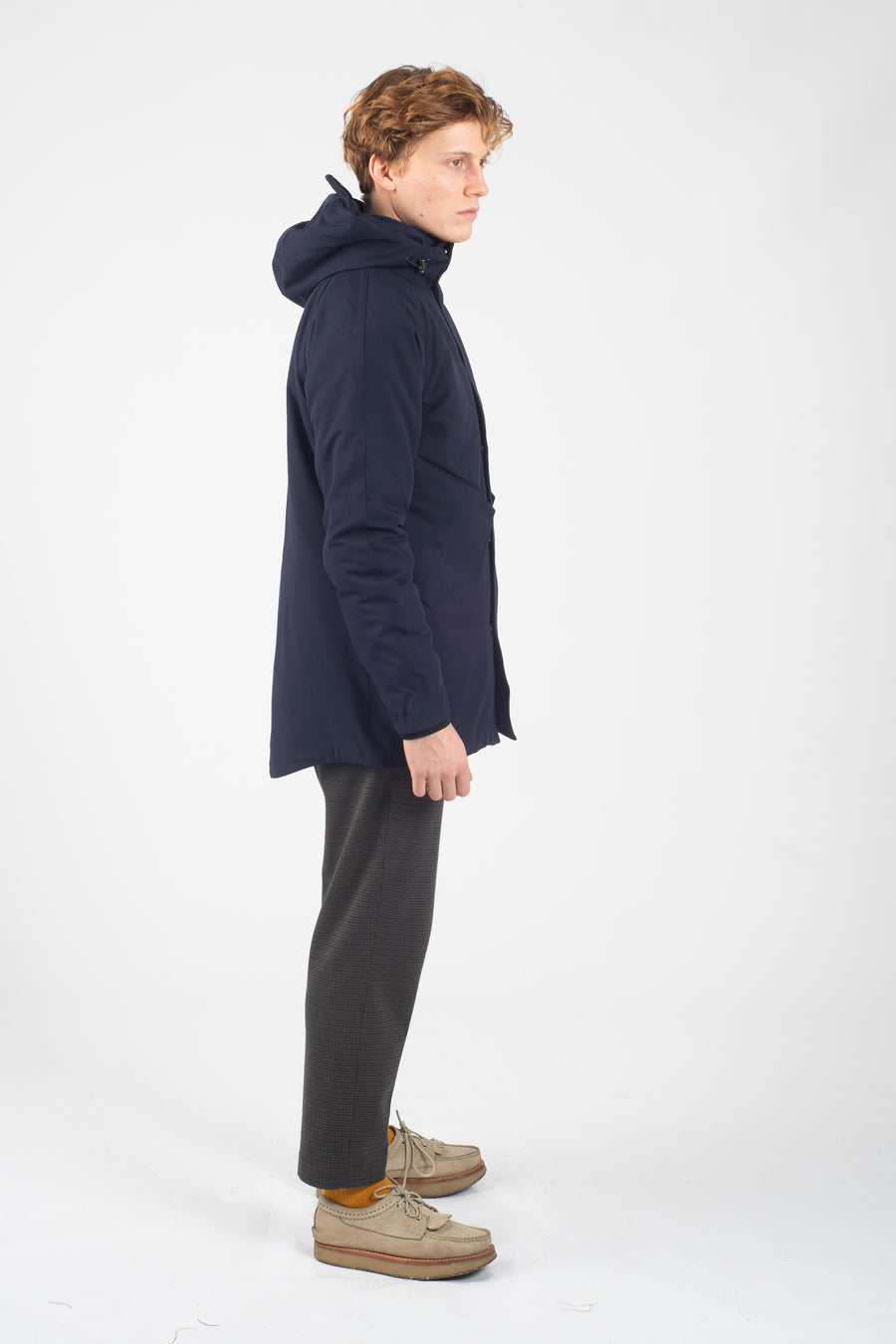 Marinero Parka Berlingo Navy