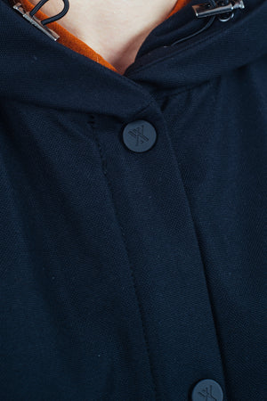 Not So  Long Tube Spoiler Navy - Welter Shelter - Waterproof, Windproof, breathable Packable