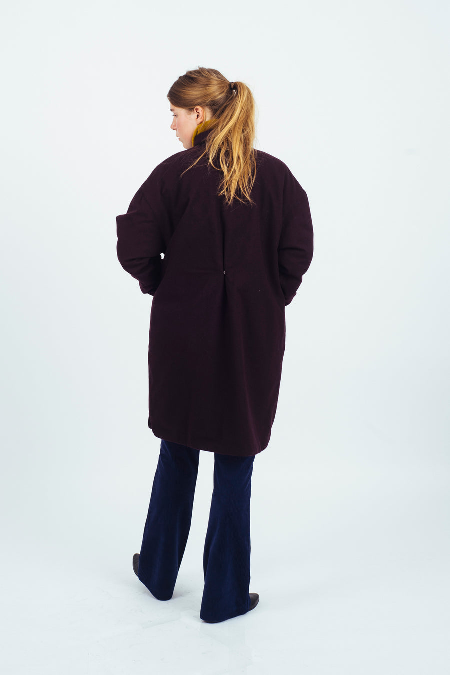 Neat Pleat Storm Wool System Burgundy - Welter Shelter - Waterproof, Windproof, breathable Packable