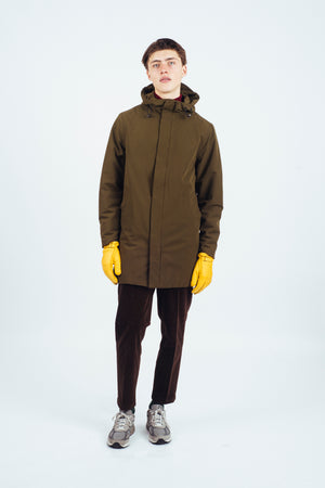 Terror Weather Parka Berlingo Army - Welter Shelter - Waterproof, Windproof, breathable Packable