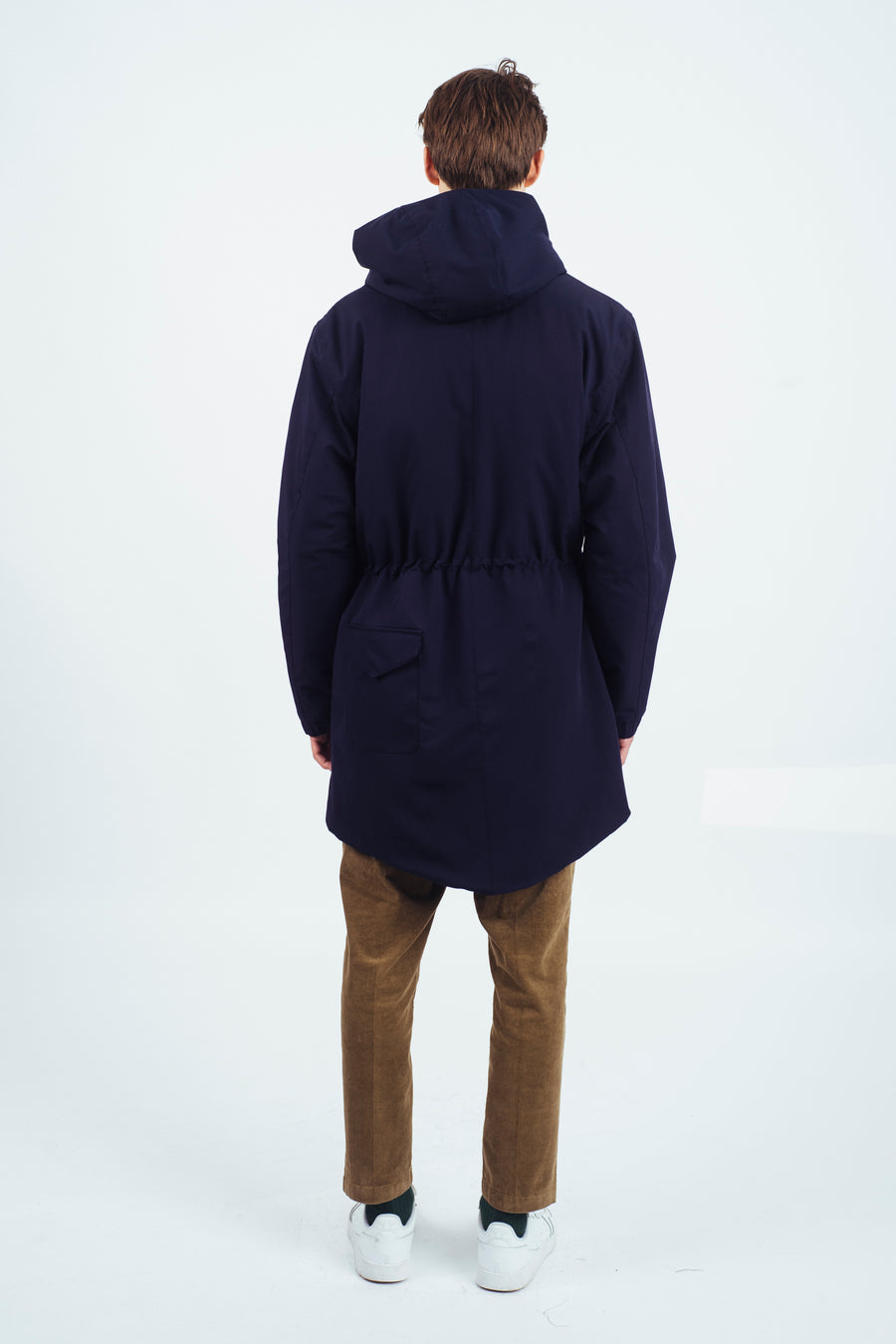 Lizzard Blizzard Parka Berlingo Navy - Welter Shelter - Waterproof, Windproof, breathable Packable