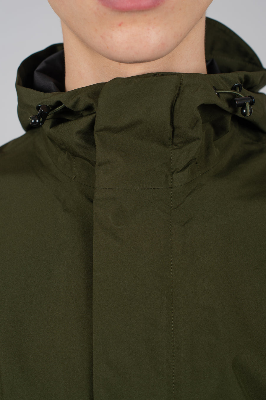 Terror Weather Parka Forest Night - Welter Shelter - Waterproof, Windproof, breathable Packable