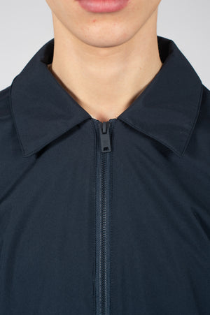 Shirt Jacket Navy - Welter Shelter - Waterproof, Windproof, breathable Packable
