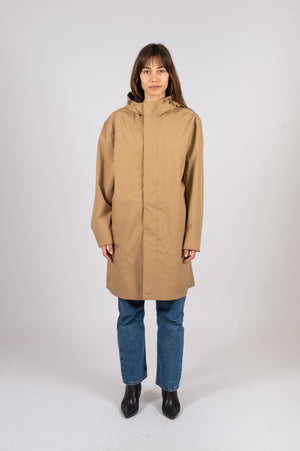 Terror Weather Parka Khaki - Welter Shelter - Waterproof, Windproof, breathable Packable