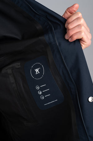 Long Dong Navy UNISEX - Welter Shelter - Waterproof, Windproof, breathable Packable