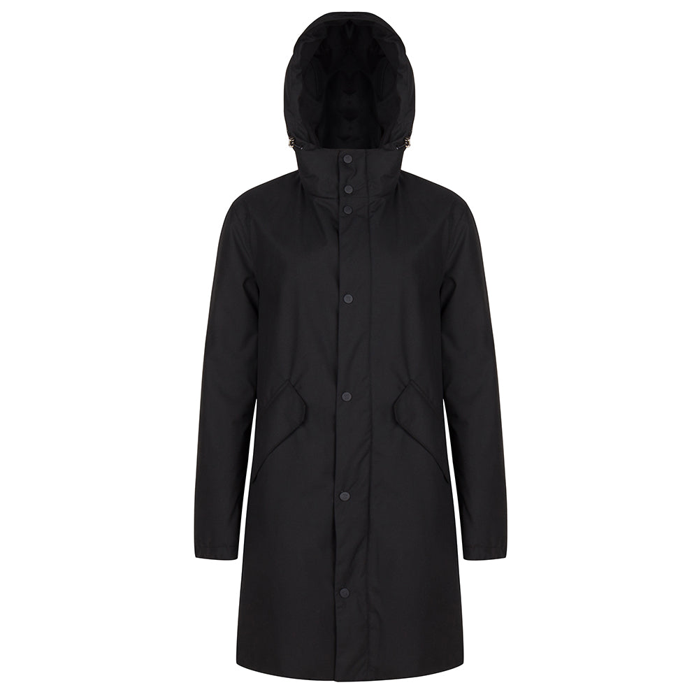 Copy of Lizzard Blizzard Parka poly/rayon black AW18