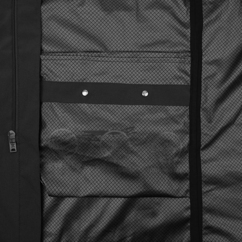 LONG DONG  BLACK - Welter Shelter - Waterproof, Windproof, breathable Packable