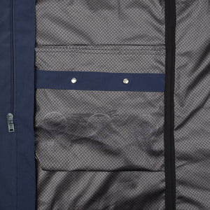 Base Parka Blue - Welter Shelter - Waterproof, Windproof, breathable Packable