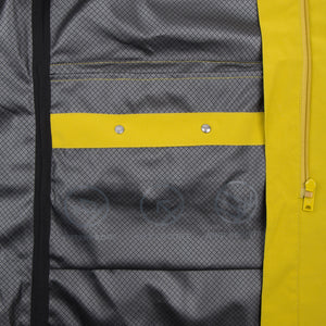 Base Parka Yellow - Welter Shelter - Waterproof, Windproof, breathable Packable