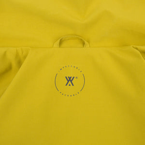 Lizard Blizzard Parka Yellow - Welter Shelter - Waterproof, Windproof, breathable Packable