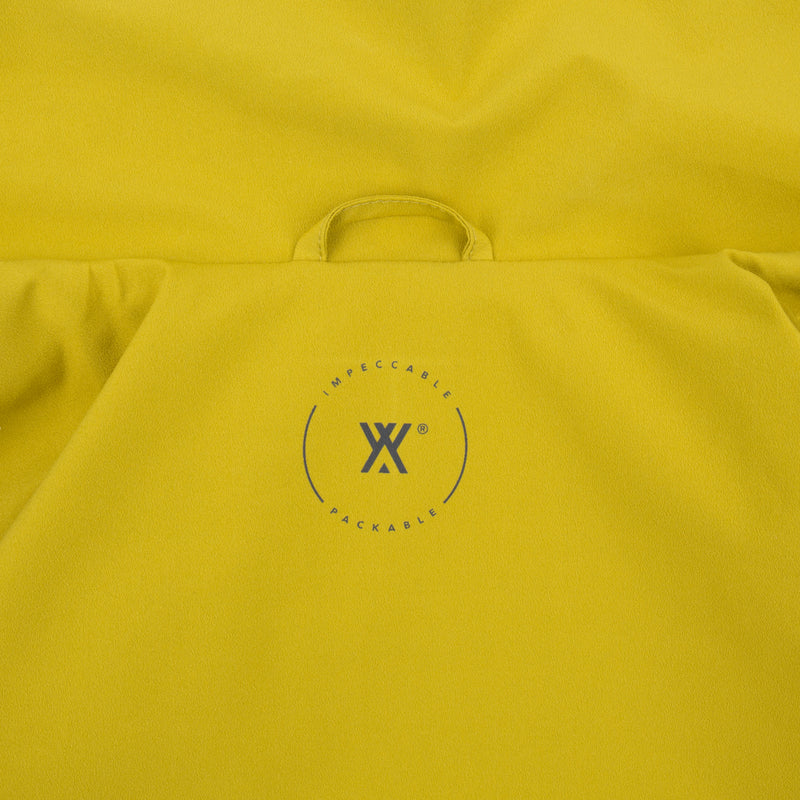 LONG DONG  YELLOW - Welter Shelter - Waterproof, Windproof, breathable Packable