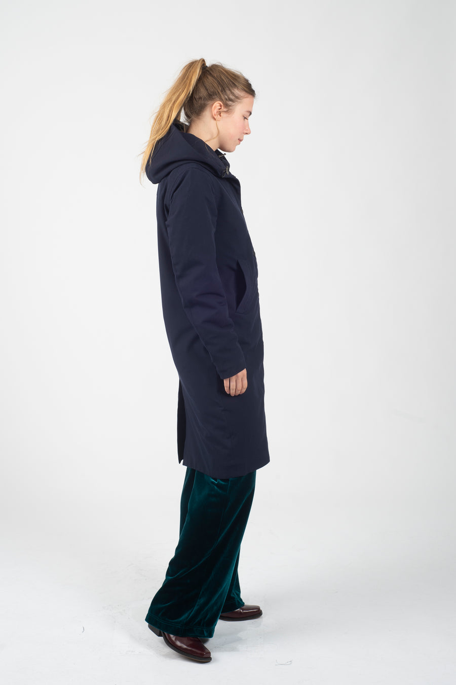 Not So  Long Tube Berlingo Navy - Welter Shelter - Waterproof, Windproof, breathable Packable
