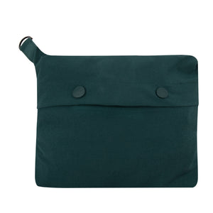 Base Parka Green - Welter Shelter - Waterproof, Windproof, breathable Packable