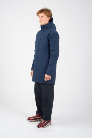 Terror Weather Parka IM DOWN Blue - Welter Shelter - Waterproof, Windproof, breathable Packable
