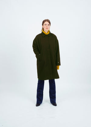 Neat Pleat Storm Wool System Army