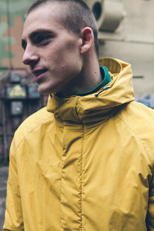 Marinero Parka aq dry nylon aw18 - Welter Shelter - Waterproof, Windproof, breathable Packable