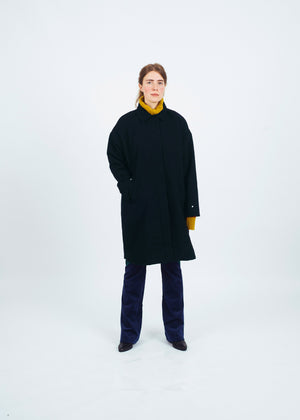 Neat Pleat Storm Wool System Navy