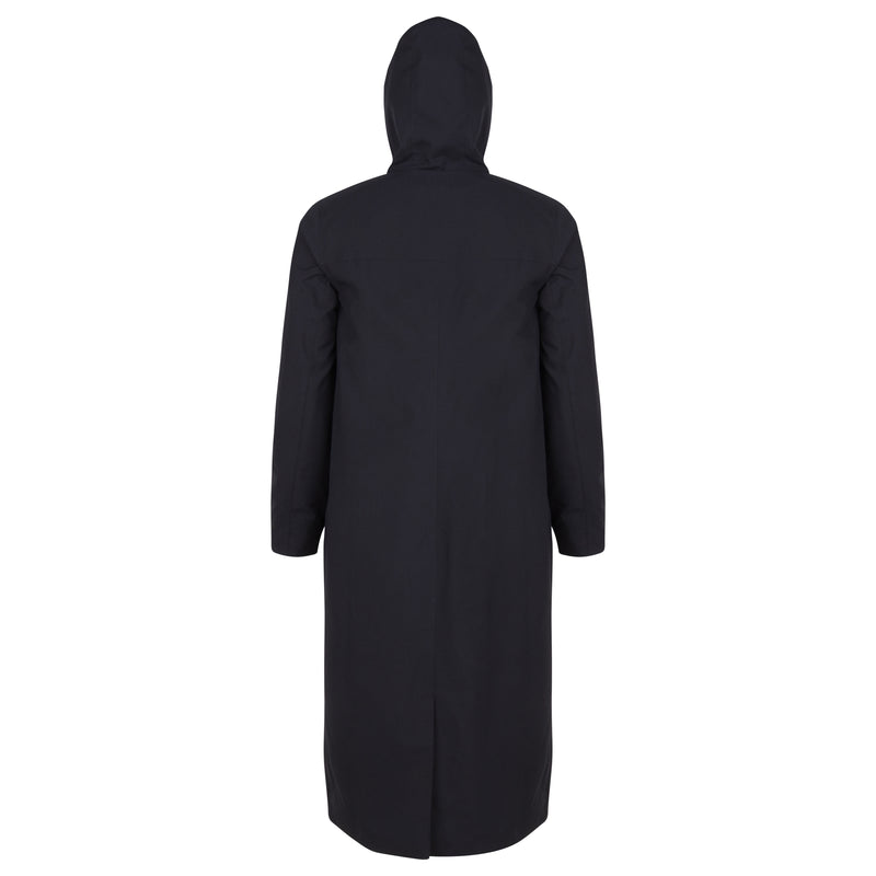 Long Tube Poly Rayon Wool look Dark navy Aw18 - Welter Shelter - Waterproof, Windproof, breathable Packable