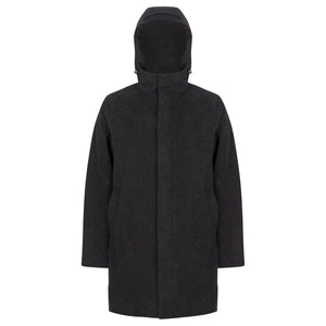 Terror Weather Parka Storm Wool Grey AW18