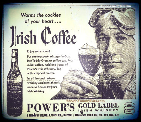 Irish Coffee History