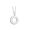 Sterling Silver History of Ireland - Pendant