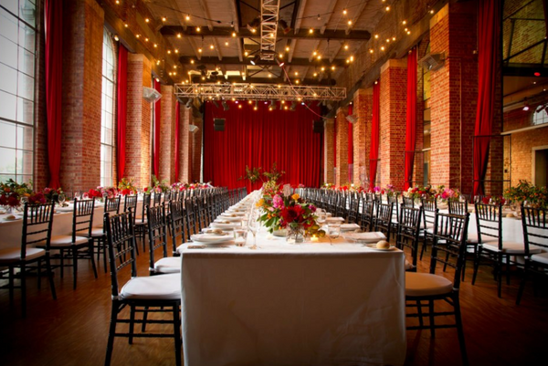13 Venues Perfect For Fairy Lights Festoon Strands And Floral