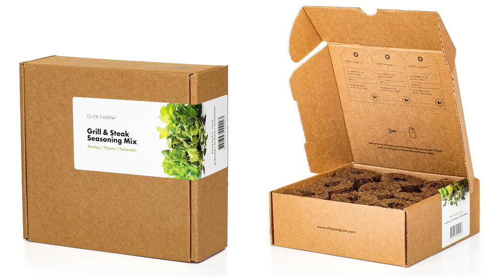 Our Plant Pod Packaging Just Became More Eco-friendly