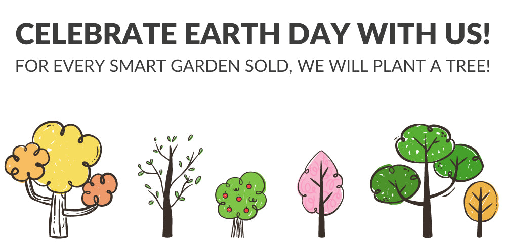 Earth Day 2018: One Garden At A Time — One Tree At A Time