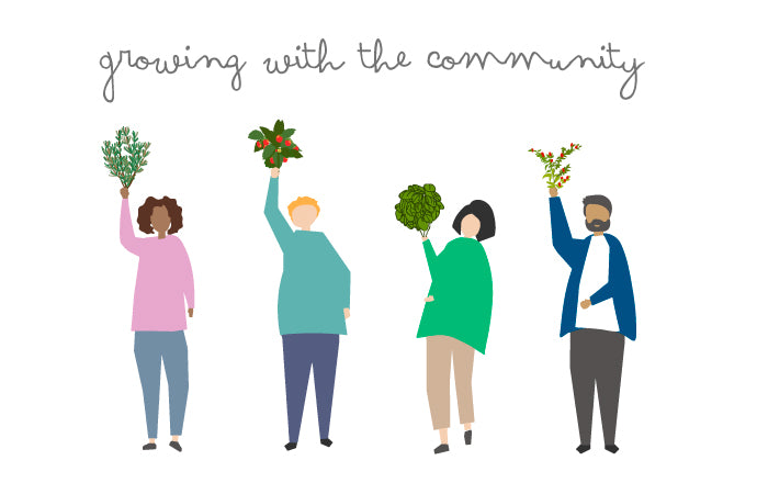 Growing with the Community - Featuring Connie Chew