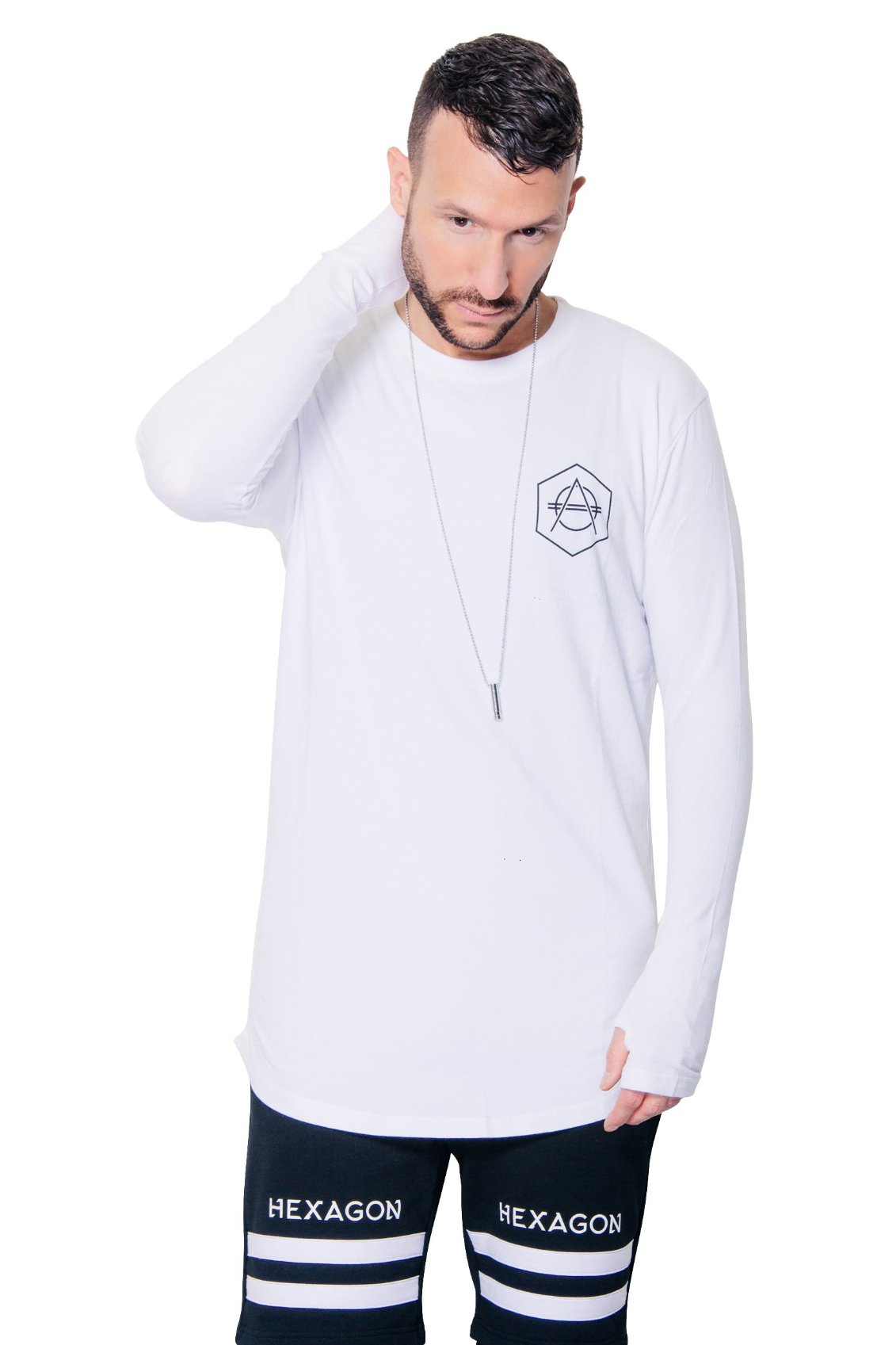 Hexagon Don Diablo Longsleeve