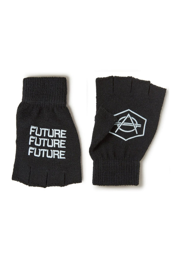 Future knitted gloved by don diablo hexagon