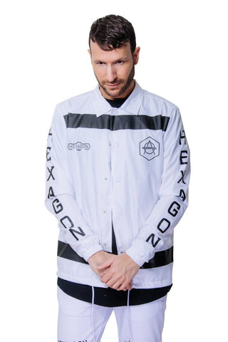 Hexagon Don Diablo Coach Jacket