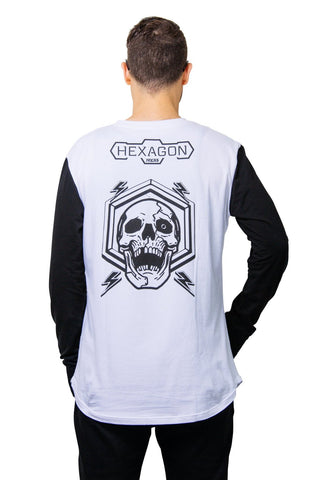 Hexagon Don Diablo Skull Longsleeve