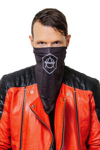 Hexagon logo bandana