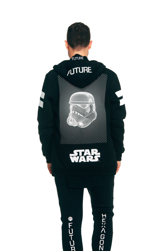 Star Wars Hooded vest