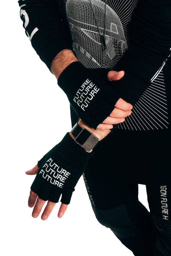 Future knitted gloves