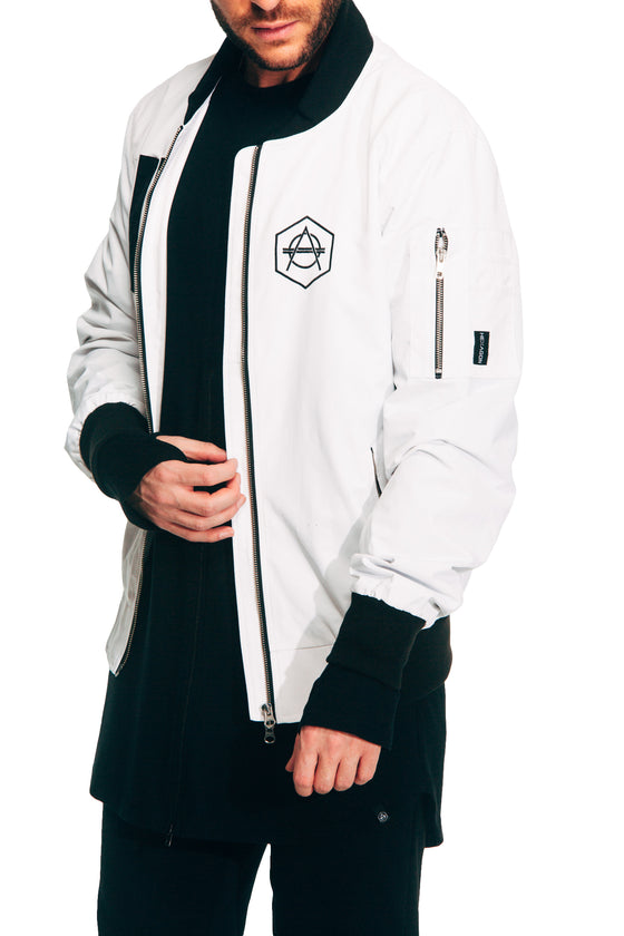 White future bomber