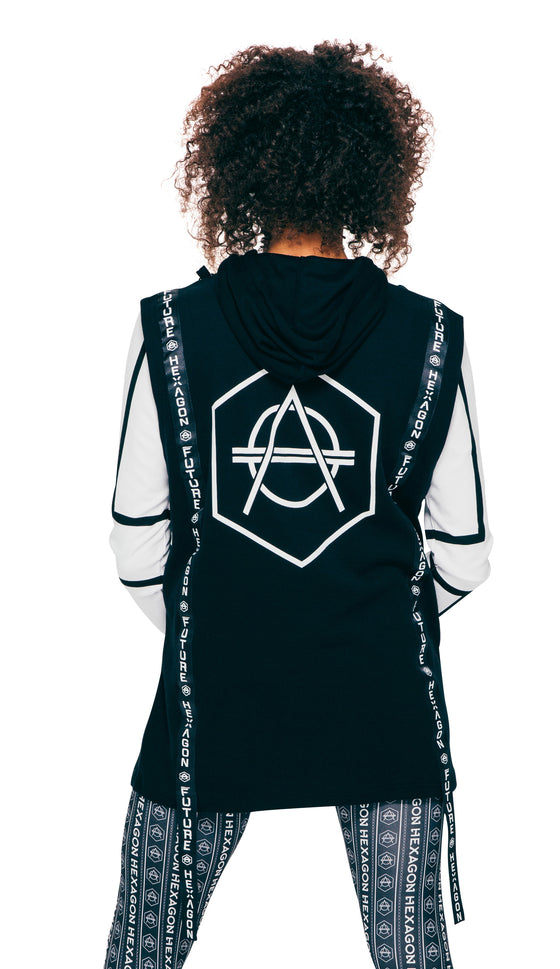 Future vest hooded
