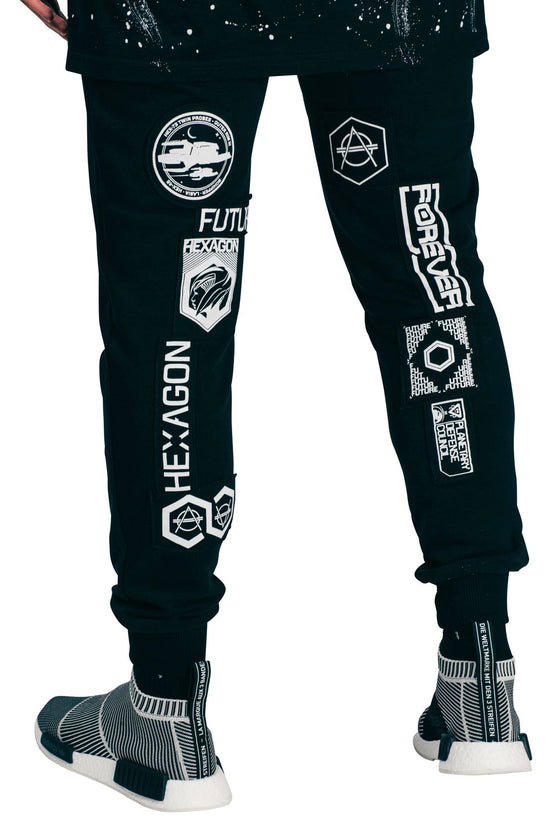 Patch Jogger