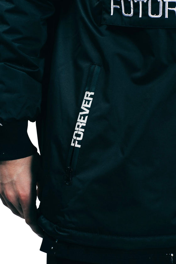 Hexagon forever jacket